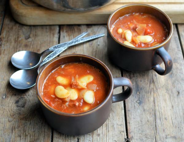 Butterbean & Chorizo Stew